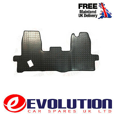 HIGH QUALITY TAILORED FIT RUBBER FLOOR MAT FITS FORD TRANSIT MK8 2014 ON