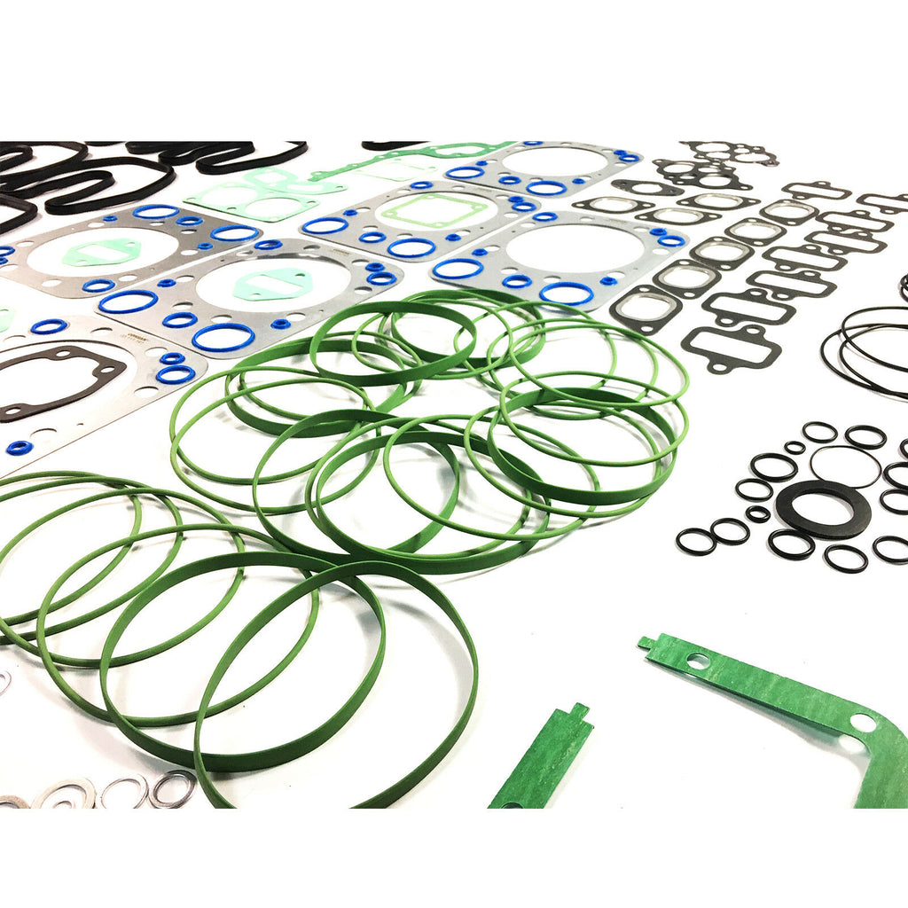 FULL ENGINE GASKET SEAL SET FITS SCANIA DS/DSC 14, R 142, T 142, 88 ON, 551 437