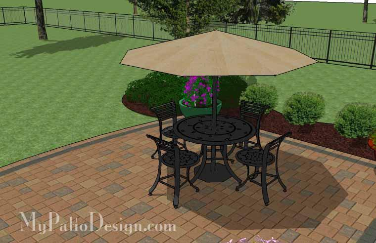 Paver Patio #08-042001-01