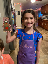 Load image into Gallery viewer, Kids Personalized Apron