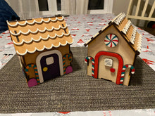 Load image into Gallery viewer, Holiday DIY Gingerbread House