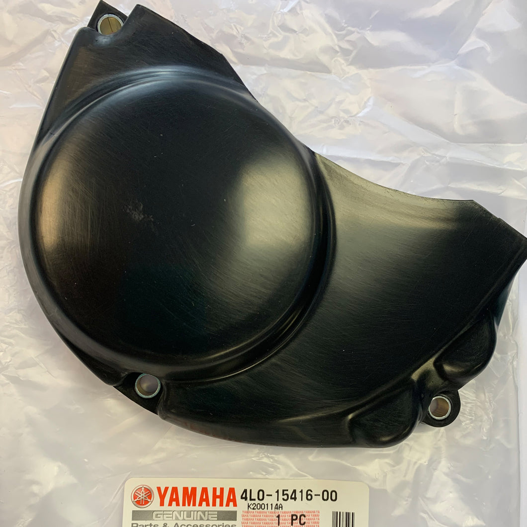 GENUINE YAMAHA OIL PUMP COVER RD250LC RD350LC 4L0-15416-00