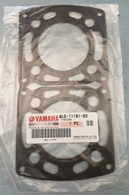 Load image into Gallery viewer, GENUINE YAMAHA RD350LC GASKET CYLINDER HEAD 4L0-11181-09 4L01118109