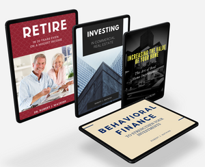 Investing, Real Estate & Saving (bundle)