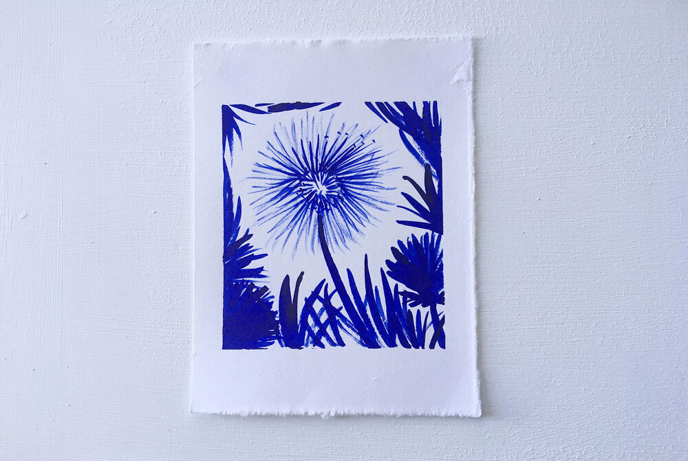 Dandelion (I) Original Artwork