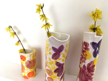 Load image into Gallery viewer, Floral Celebration Vase for the Artists Support Pledge