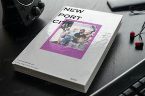 New Port City - Preorder *LIMITED TO 100 copies*