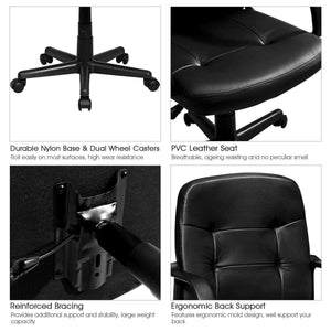 Executive Office Chair Swivel Computer Chair