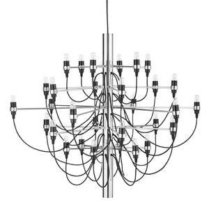 Astrid Chandelier - 50 Bulbs
