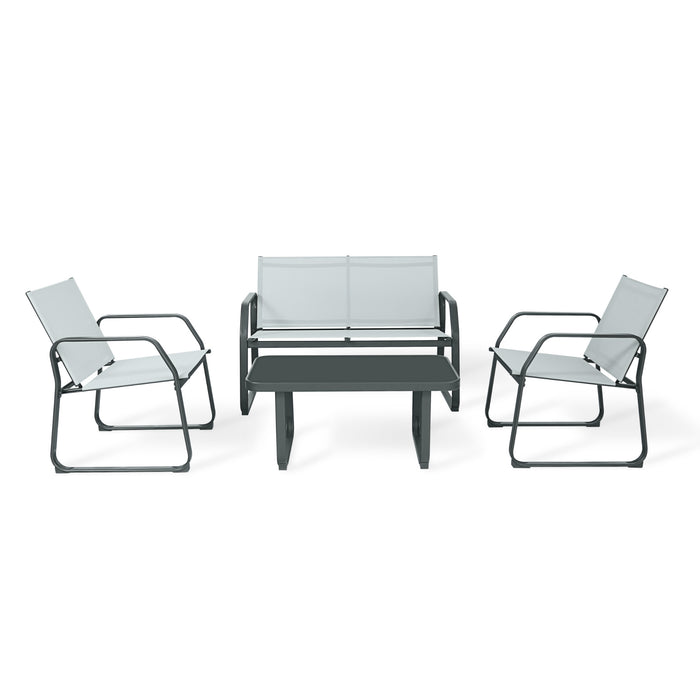 Upland Modern Patio Furniture Set