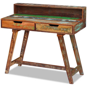 Desk Solid Reclaimed Wood