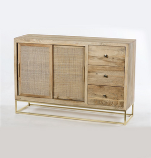 Jaya 2-Door & 3-Drawer Sideboard