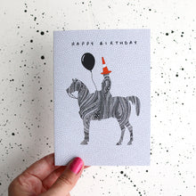 Load image into Gallery viewer, Duke of Wellington Birthday Card