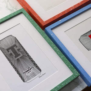 Tennents Print