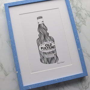 Old Pulteney Print