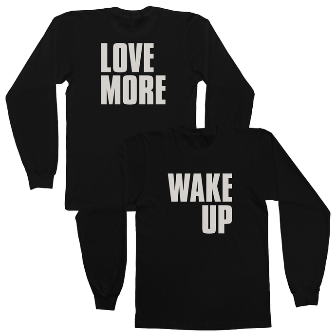 'Wake Up' Long Sleeve