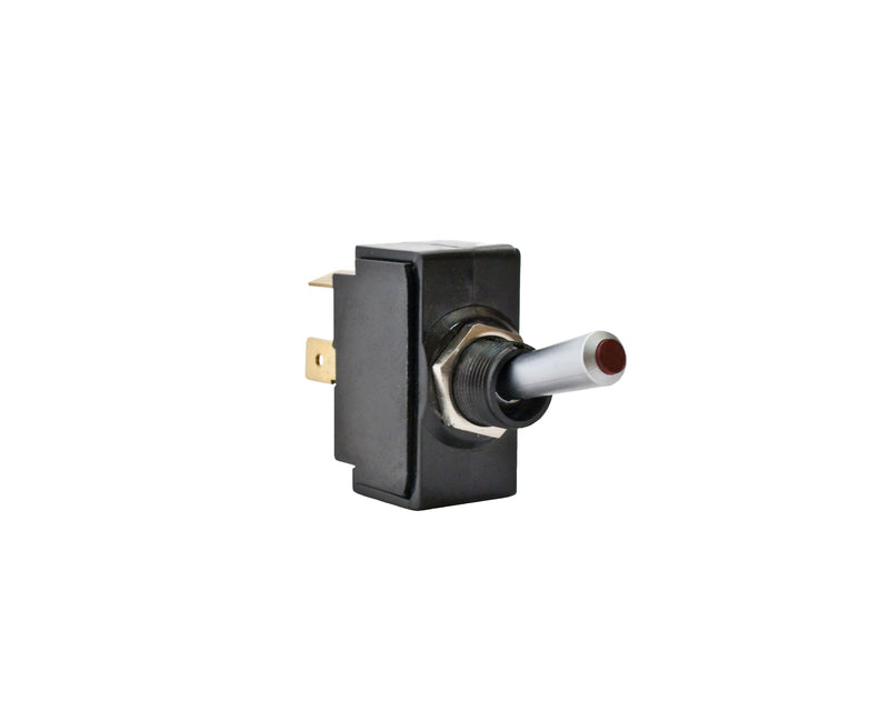 Toggle Switch - 2 Position Chrome