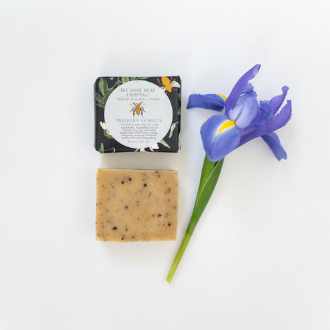 Bar Soap - Canadian Botanical Series - Mellifera Sambucus