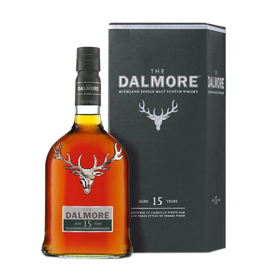 Dalmore Scotch Single Malt 15yrs 700ML