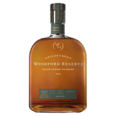Woodford Reserve Rye Whiskey 700ml