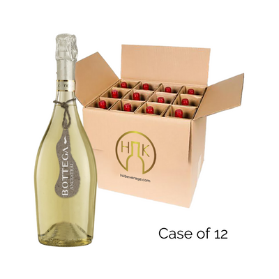 Bottega Ancestral Brut Nature N.V. (12/Case)