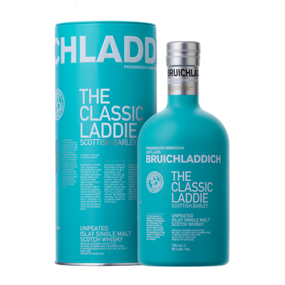 Bruichladdich The Classic Laddie Scottish Barley Single Malt Whisky 700ML