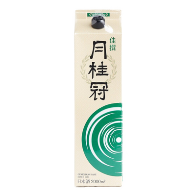 Kasen Paper Pack Japan Sake 2000ml