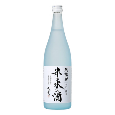 Kome to Mizu Junmai Japan Sake 720ml
