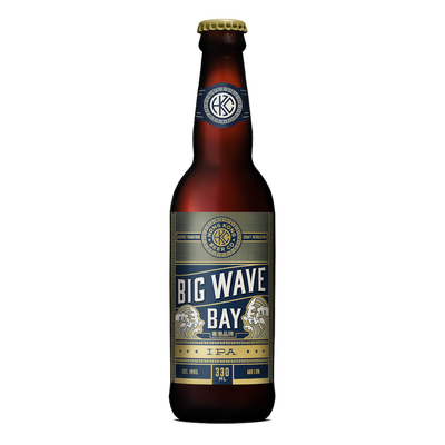 Big Wave Bay IPA Bottle 330ml