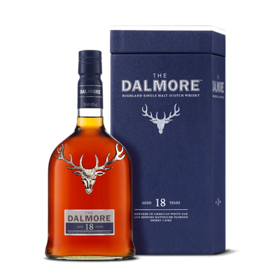 Dalmore Scotch Single Malt 18yrs 700ML