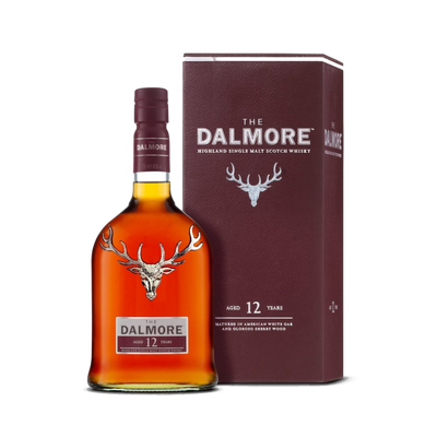 Dalmore Scotch Single Malt 12yrs 700ML