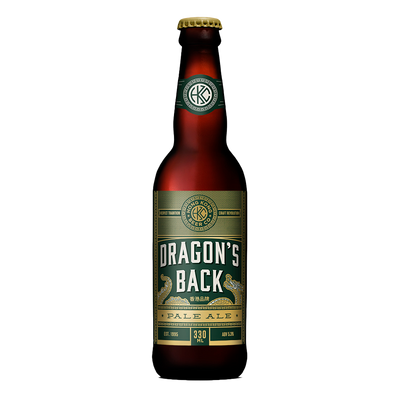 Dragon's Back Pale Ale Bottle 330ml
