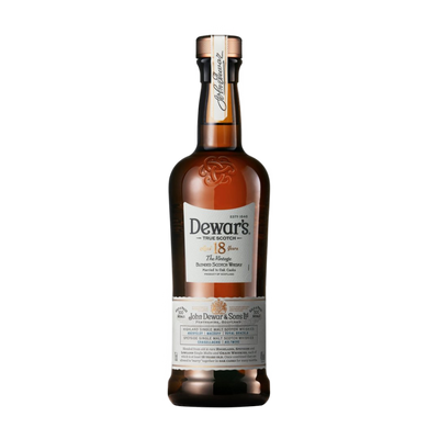 Dewars Scotch Blended 18yrs Founder's Reserve 750ML