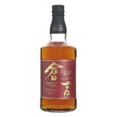 Kurayoshi Japanese Pure Malt Aged 12 years 700ml