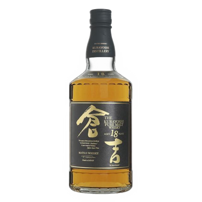 Kurayoshi Japanese Pure Malt Aged 18 years 700ml