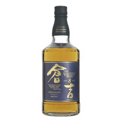 Kurayoshi  Japanese Pure Malt Aged 8 years 700ml