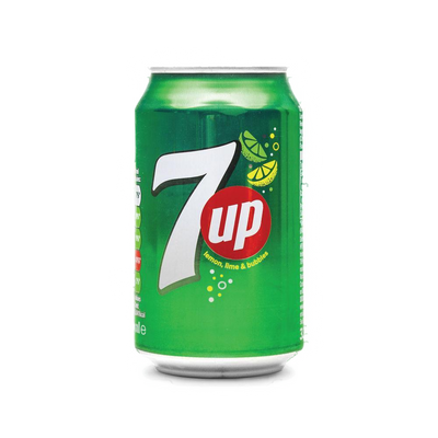7 UP Can 24 pack (24x330ml)