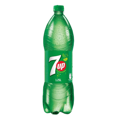 7 UP Bottle 12 pack (12x1250ml)