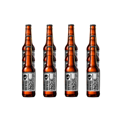 Brewdog Independent Pale Ale Bottle 12 pack (12x330ml)