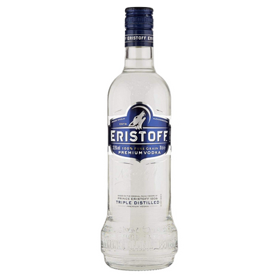 Eristoff Premium Vodka 1000ml