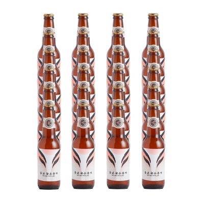 Hong Kong White Lager Bottle 24 pack (24x330ml)