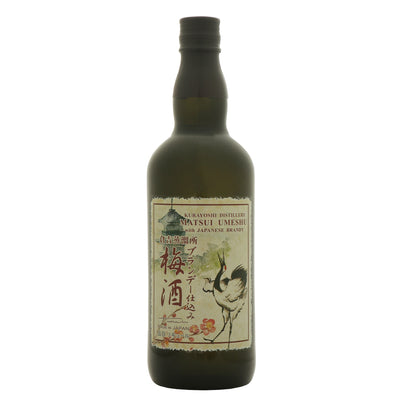 Kurayoshi Umeshua Brandy Speciality Liqueur from Japanese Plums 700ml