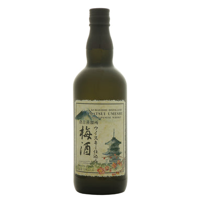 Kurayoshi Umeshu Whisky Speciality Liqueur from Japan  700ml
