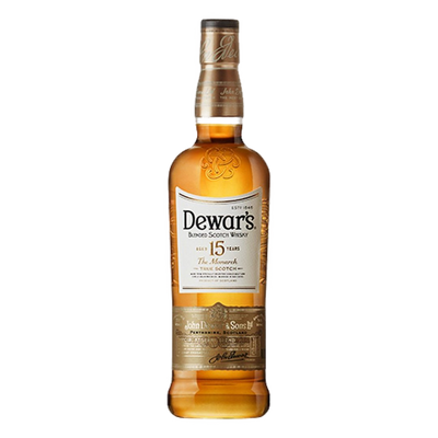Dewars Scotch Blended 15yrs The Monarch 750ML
