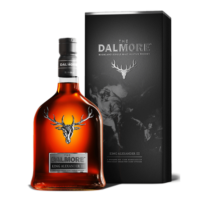 Dalmore Scotch King Alexander III 700ML