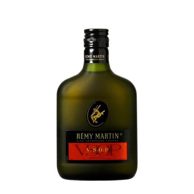 Remy Martin VSOP Flask Quarter Bottle Cognac 200ML