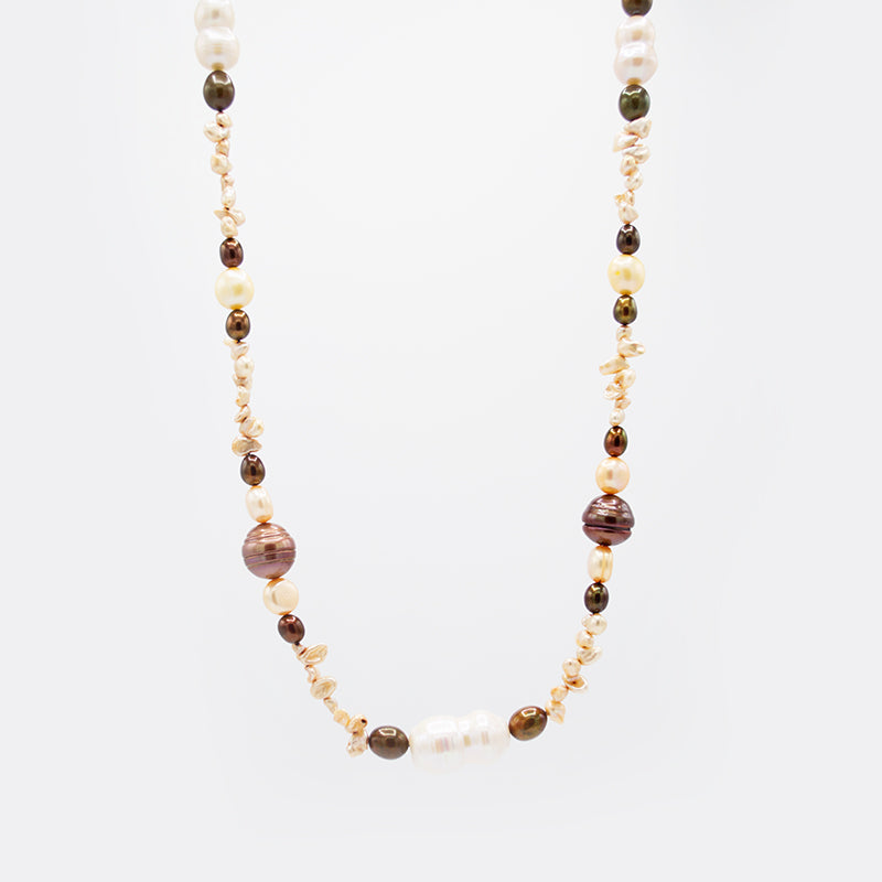 Freshwater Pearl Necklace CE3004