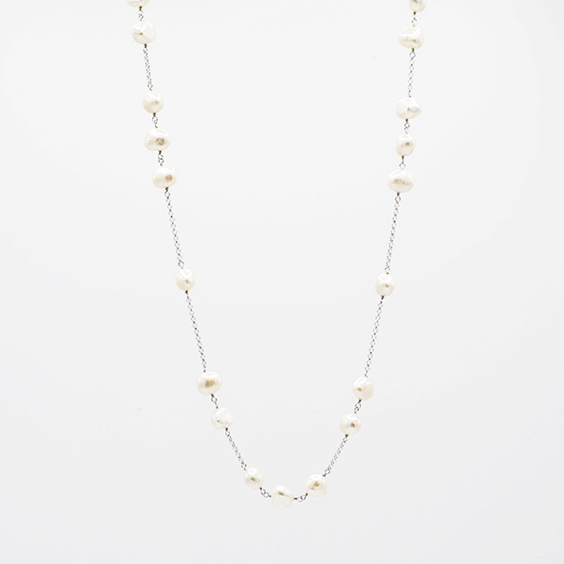 Baroque Freshwater Pearl necklace CS0009