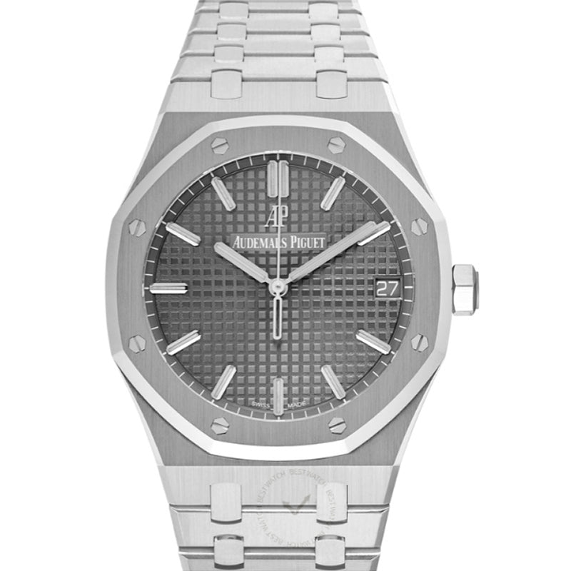 Audemars Piguet Royal Oak Slate Grey Dial Automatic Men's Watch