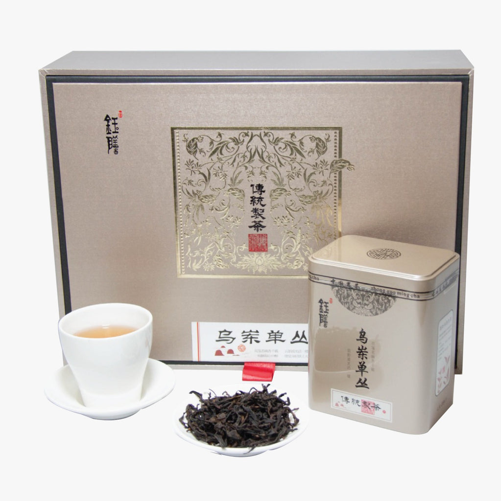 Yuk Cuisine Wuwei Dancong Oolong Tea